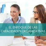 El enfoque de las capacidades organizativas